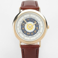 Urban Outfitters - Horoscope Leather Watch