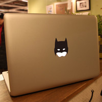 macbook decal macbook sticker Apple mac decals macbook pro batman decal ipad decal ipad mini decal laptop sticker