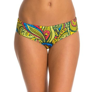 Triflare Women's Medallion Sport Bikini Bottom at SwimOutlet.com