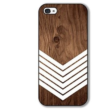 Geometric Wood Chevron Best Selling Luxury Silicon Rubber Cover Case For Iphone 6 Plus 5.5inch