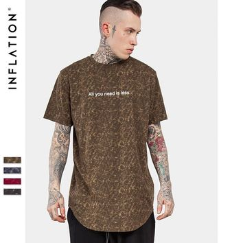 HCXX INFLATION Need Less T-shirt