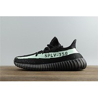 Adidas Yeezy 350 Boost V2 Black/Tiffany Blue