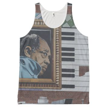 Best over and over mural products on wanelo for Duke ellington mural