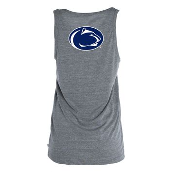 Official NCAA The Pennsylvania State University Penn State Nittany Lions PSU Women's Americana Pocket Tank Top