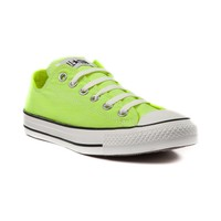 Converse All Star Lo Sneaker, Neon Yellow | Journeys Shoes