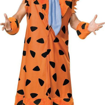 men's costume: fred flintstone formal | osfm
