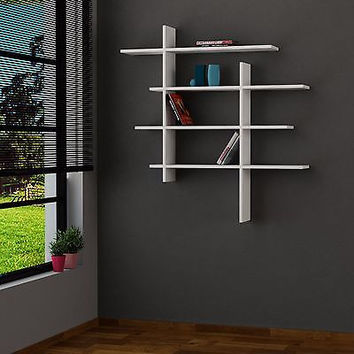 Cizgi No.1 Modern Wall Shelf