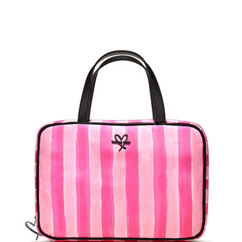 VS Signature Stripe Jetsetter Travel Case - Victoria's Secret