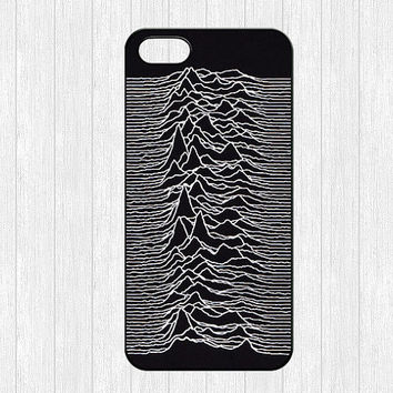 Joy Division iPhone 5 Case,JOY DIVISION Unknown Pleasures iPhone 5 Hard Case,Gothic Punk cover skin case for iphone 5 case,More styles