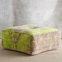 Alanya Ottoman by Anthropologie