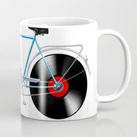 Simphony Bike Mug by DardanImeri