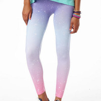 Ombre Galactic Legging