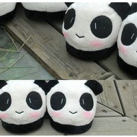 *FEMALE Panda Slippers ♡