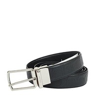 COACH MODERN HARNESS CUT-TO-SIZE REVERSIBLE SIGNATURE LEATHER BELT