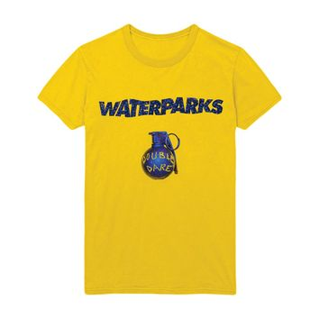 Grenade Sunshine Yellow : EVR0 : Waterparks