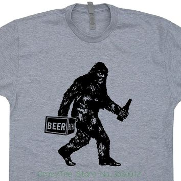Beer - Bigfoot - Drinking T-shirt