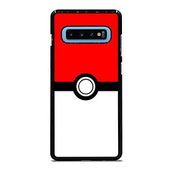 POKEBALL POKEMON Samsung Galaxy S10 Case Cover