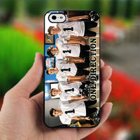 One Direction Football- Photo on Hard Cover For iPhone 5