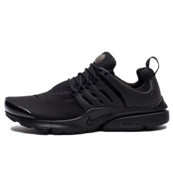 NIKE AIR PRESTO 38.5 40 NEW 140€ Current Collection all black tavas huarache 1