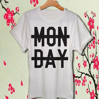 one direction shirt 1D logo t-shirt niall horan Monday tshirt tee shirt Unisex addult size