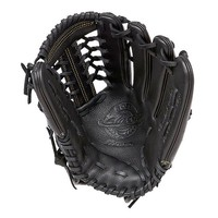 Mizuno Classic Pro Soft GCP81SBK 12.75-in. Right Hand Throw Outfield Baseball Glove - Adult (Black)
