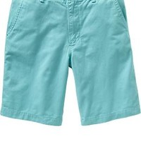 "Men's Broken-In Khaki Shorts (10"")"