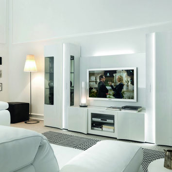 Armonia - Modern Italian Entertainment Center
