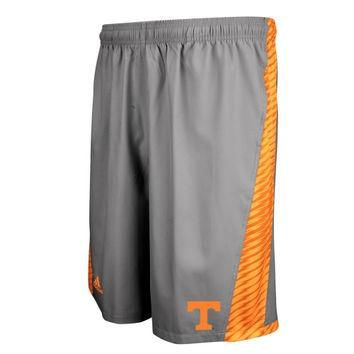 Tennessee Volunteers adidas Sideline Player Shorts ¨C Gray