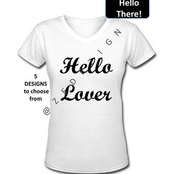 Fashion, Hello, Tshirt, Cute,Tee, Fun, Free shipping, M ,L ,XL, Black, White,  Style, Funny, Classy, Must have, Trendy, Sassy, Text,Lover