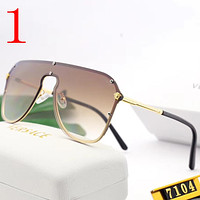 Versace Fashion Women Men Summer Sun Shades Eyeglasses Glasses Sunglasses