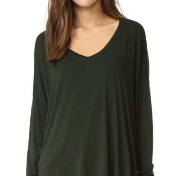 Robin V Neck Top