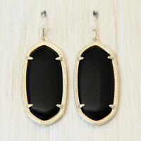 Kendra Scott Elle Earrings - Black