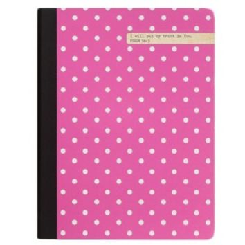 I Will Put My Trust in You: Sadie Robertson Notebook