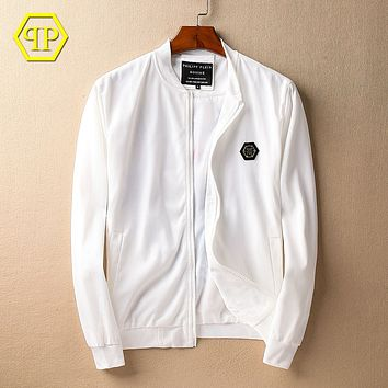 Boys & Men Philipp Plein Cardigan Jacket Coat
