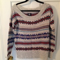 American eagle off the shoulder