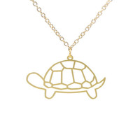 DZ Turtle Necklace