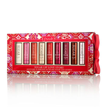 Limited Edition Sugar Lip Love Story Set ($103 Value) - 2.2 g each - Fresh