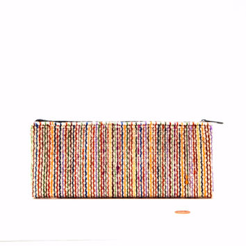 Handwoven Wool Wallet - Wayuu Tribe