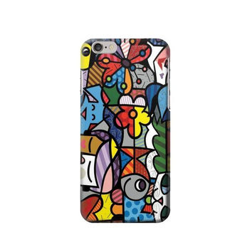 P2746 Mosaic Colourful Phone Case For IPHONE 6S
