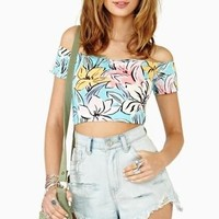 Island Crush Crop Top from Nasty Gal | Beso.com