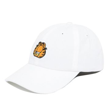 The Hundreds - Garfield Mood Dad Hat - White