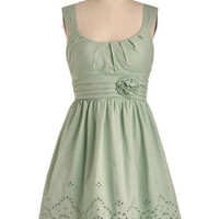 Mint Milkshake Dress | Mod Retro Vintage Dresses | ModCloth.com