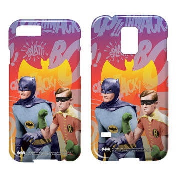 Batman Classic 1966 TV Biff Bang Pow Smartphone Case Samsung/iPhone