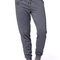 Young & Reckless Jogger Pants - Womens Pants - Gray
