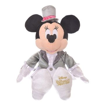 Disney D23 Expo Japan 2018 Minnie Mouse Top Hat Plush New with Tag