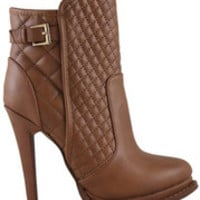 My Stomping Ground Boots: Brown
