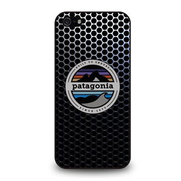 PATAGONIA FISHING BUILT TO ENDURE iPhone 5 / 5S / SE Case Cover