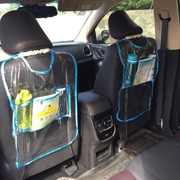 Car Auto Seat Back Protector Cover For Children Kick Mat