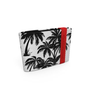 Mesh Palm Tree Wallet   Sprayground Backpacks, Bags, and Accessories