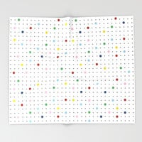 Pin Point New Throw Blanket by Project M